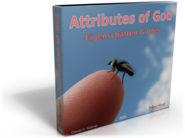 Attributes of God DVD Set / Eigenschaften Gottes DVD Set CHF32.9
